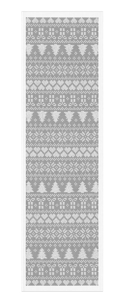 Ekelund Table Runner, Korsstygn