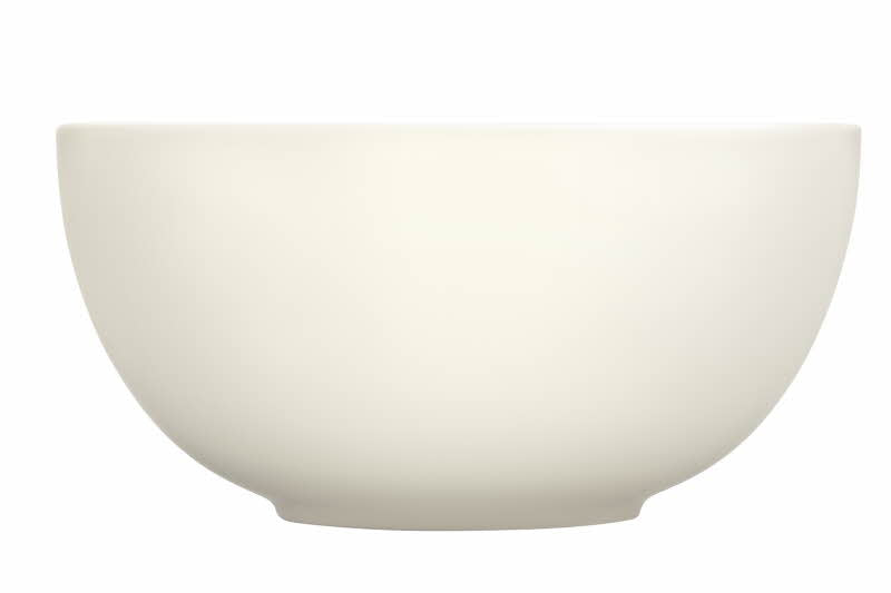 Teema Serving Bowl 1.65QT, White