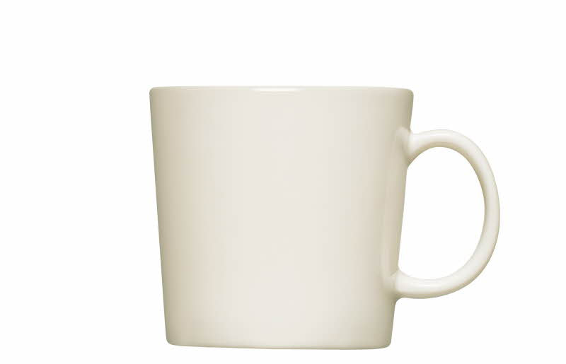 Teema Small Mug, White