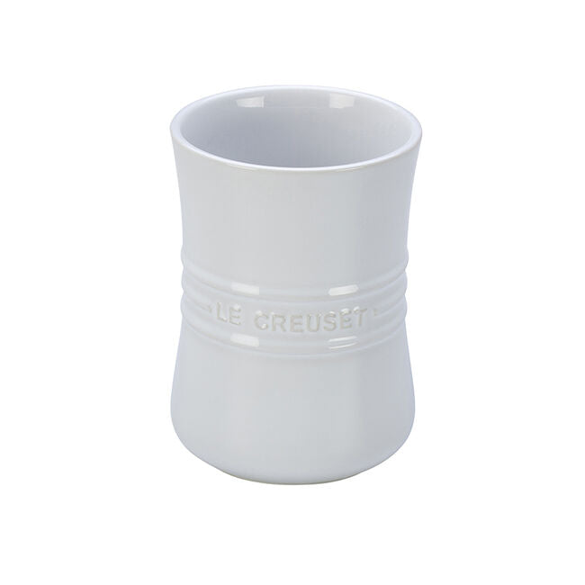 Le Creuset Small Utensil Crock, White