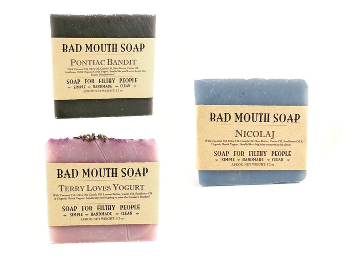 Bad Mouth Soap