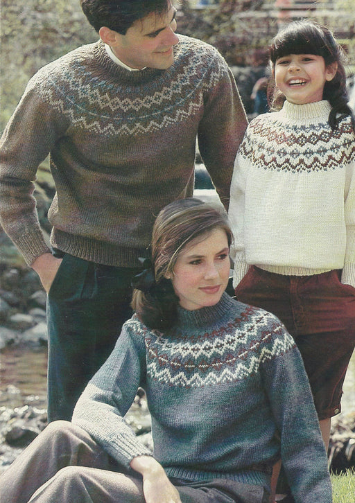 Family Sweaters