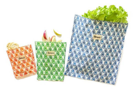 BeeBAGZ™ Starter Pack - Beeswax Wrap Bags
