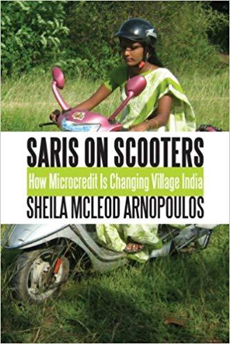 Saris on Scooters