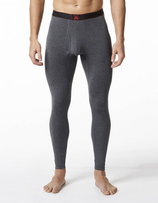 """X"" COTTON STRETCH LONG JOHN"