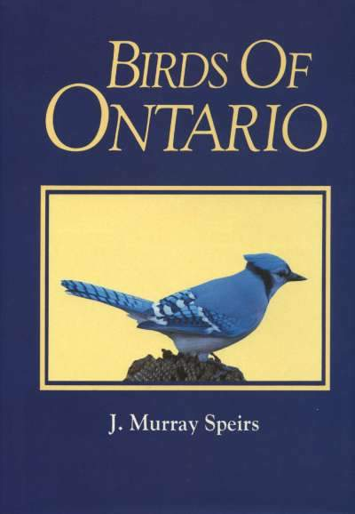 Birds of Ontario (Vol. 1)