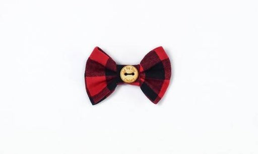 The Lumberjack Bow Tie