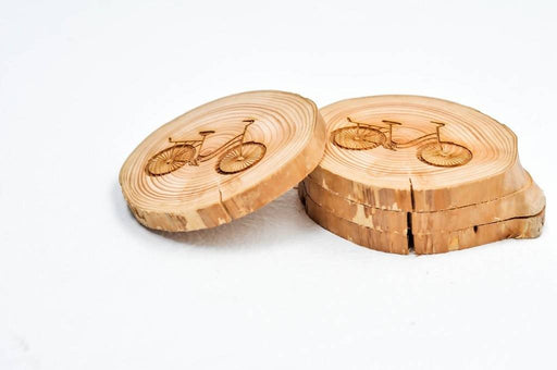 West Coasters - Bicycle - Set of 4