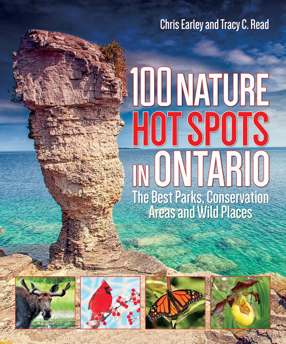 100 Nature Hot Spots in Ontario