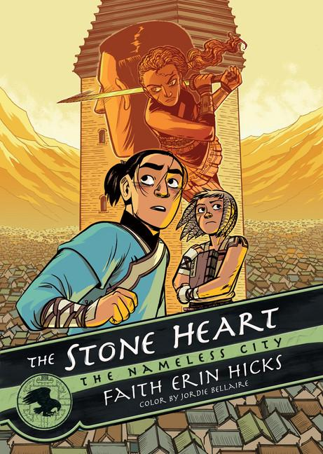 The Nameless City: The Stone Heart