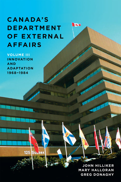 Canada's Department of External Affairs, Volume 3