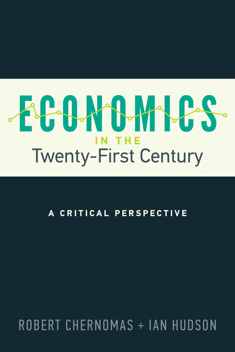 Economics in the Twenty-First Century