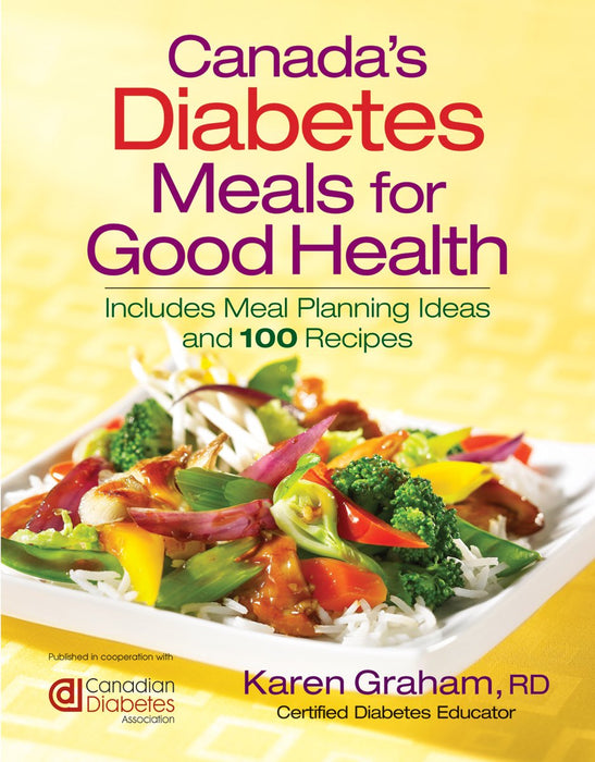 Canada's Diabetes Meals for Good Health