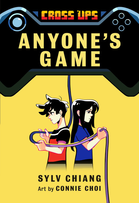 Anyone's Game (Cross Ups, Book 2)