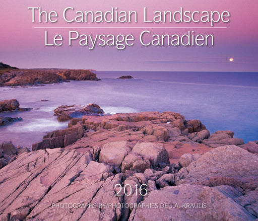 The Canadian Landscape / Le Paysage Canadien 2016