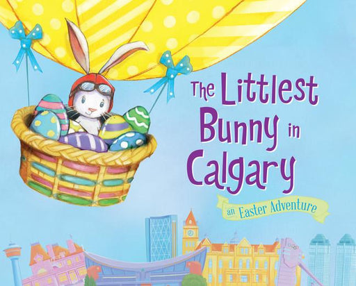 The Littlest Bunny in Calgary