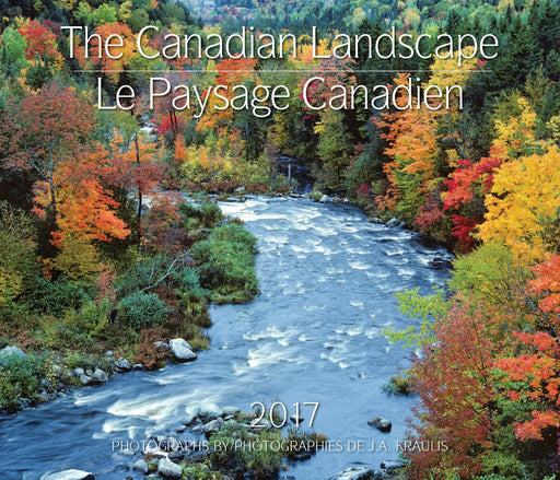 The Canadian Landscape / Le Paysage Canadien 2017