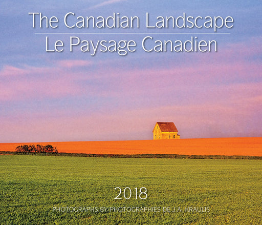 The Canadian Landscape / Le Paysage Canadien 2018
