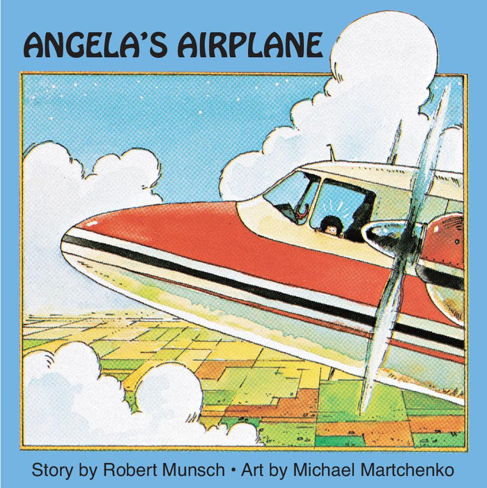 Angela's Airplane (Annikin Edition)