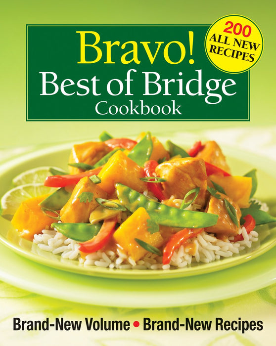 Bravo! Best of Bridge Cookbook