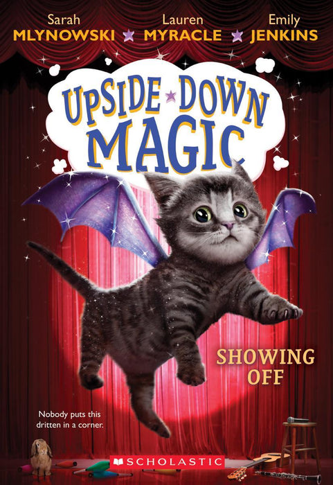 Upside-Down Magic #3: Showing Off