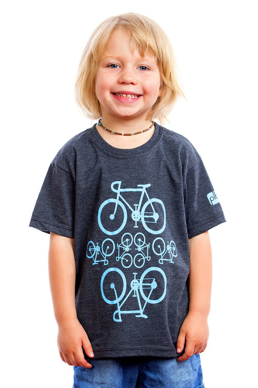 Kids Bicycles T-shirt