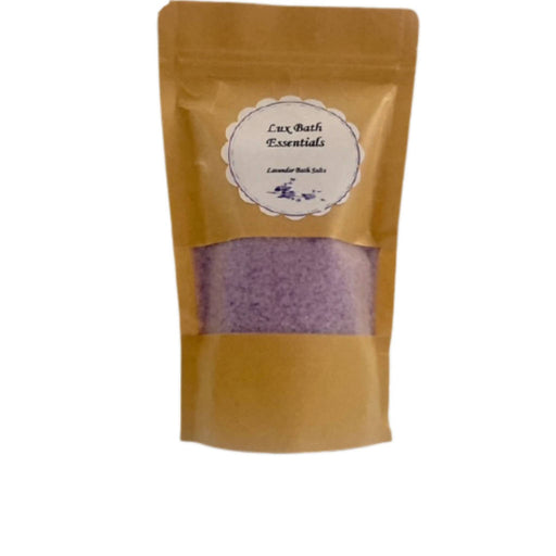 Lavender Bath Salts (250g)