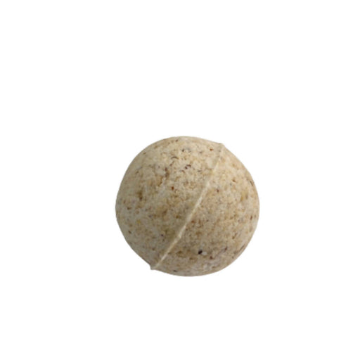 Vanilla Oatmeal Honey Bath Bomb