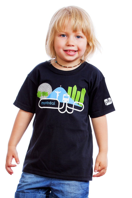 Kids Montreal T-shirt