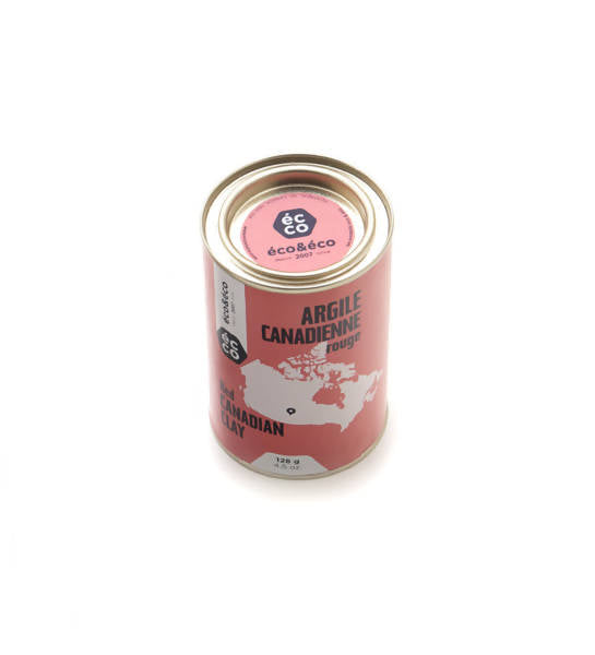Red Canadian Clay (128 g)