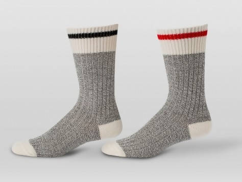 COTTON SOCKS-2 PACK