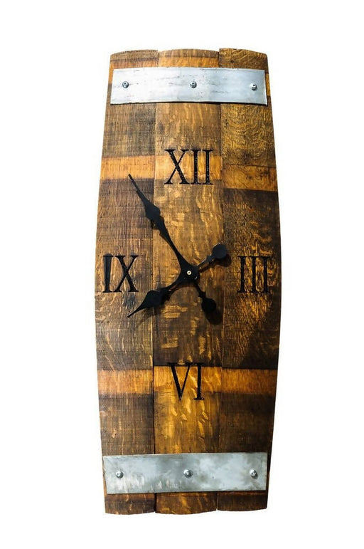 3 Stave Wall Clock