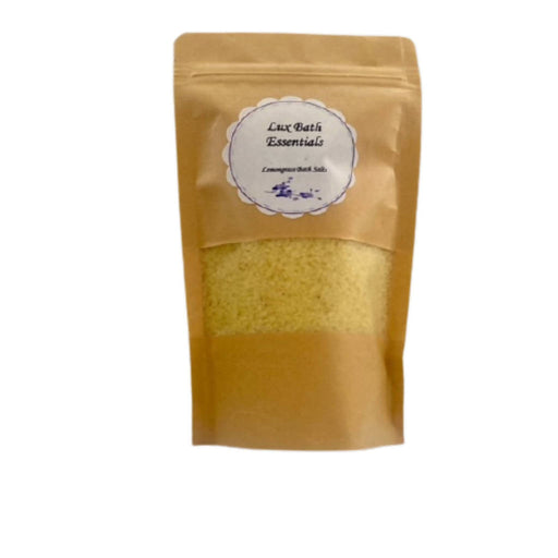 Lemongrass Bath Salts (500g)