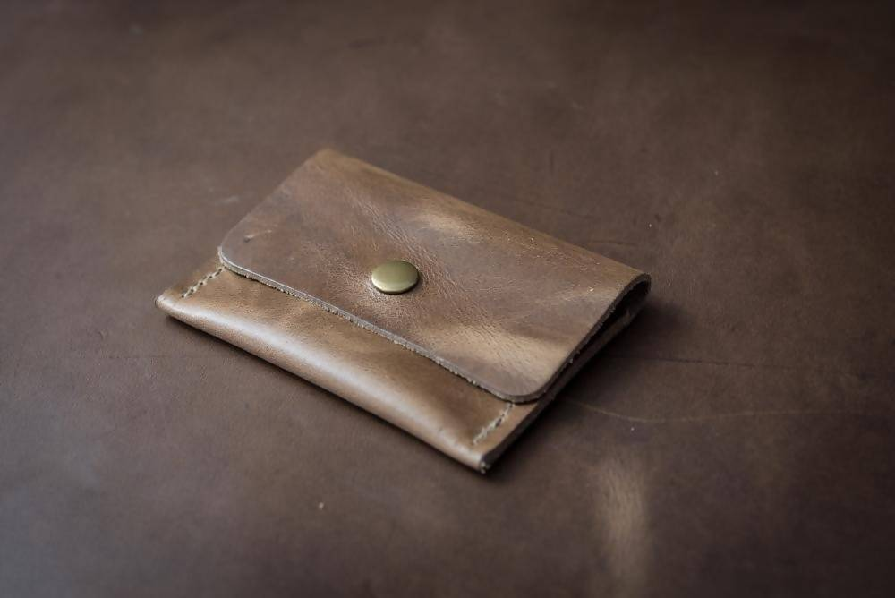 CAVALRY COIN POUCH