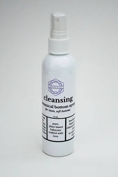 Cleansing Bottom Spray 4oz