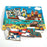 Lobster Fishing Boat Wooden Jigsaw Puzzle