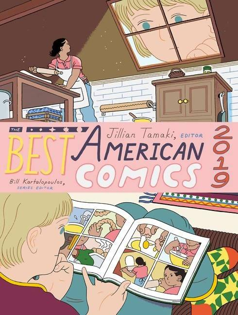 The Best American Comics 2019