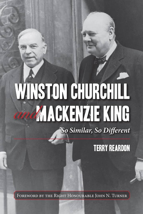 Winston Churchill and Mackenzie King