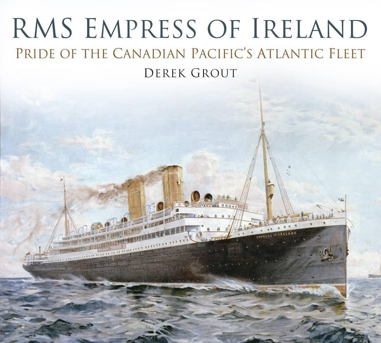 RMS Empress of Ireland