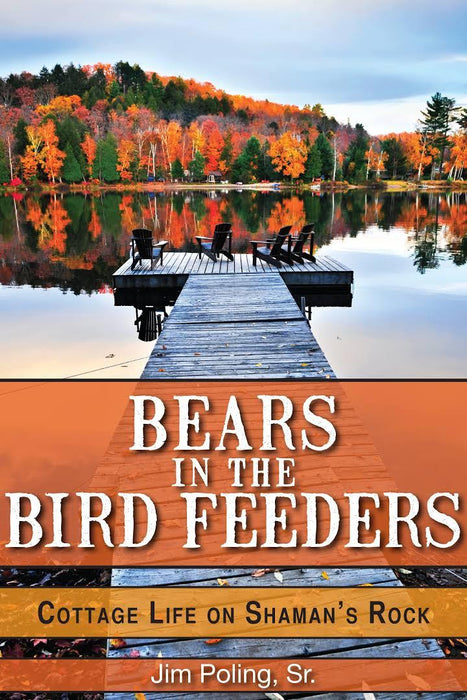 Bears in the Bird Feeders