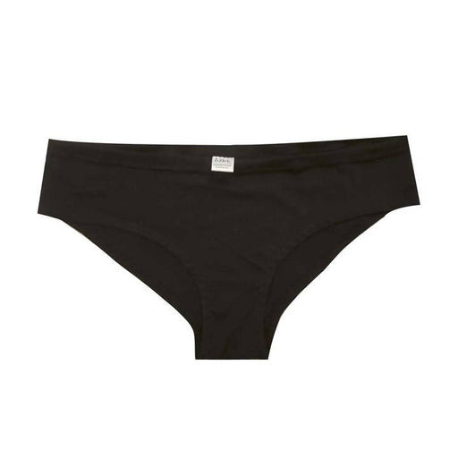 Black Organic Cotton Undies