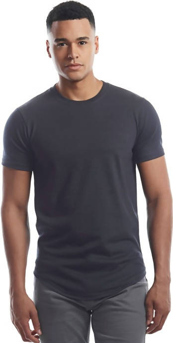 Scoop Bottom T-Shirt