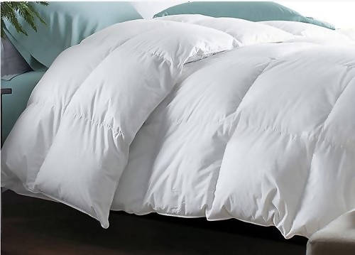 Canadian Origin White Down Duvet - Chambly
