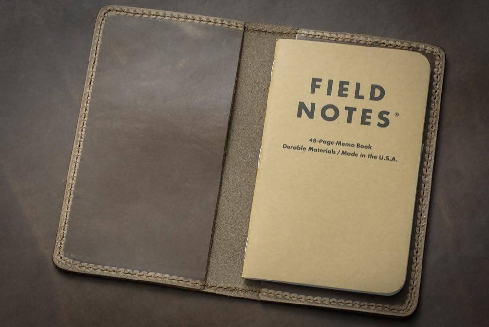CAVALRY FIELD NOTES COVER