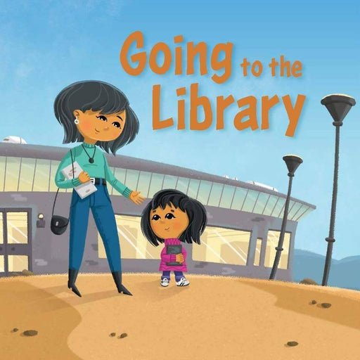 Going to the Library (English)