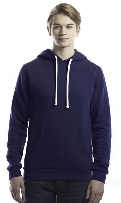 Three End Bamboo Fleece Hooded Sweatshirt