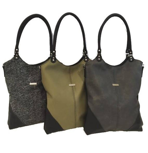 "The ""Chauffeur"" tote bag"