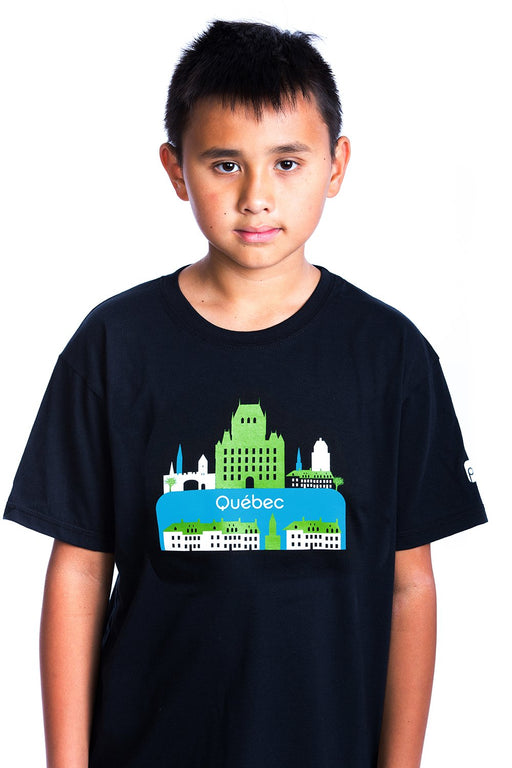 Kids Quebec T-shirt