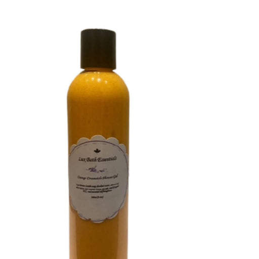 Orange Creamsicle Shower Gel