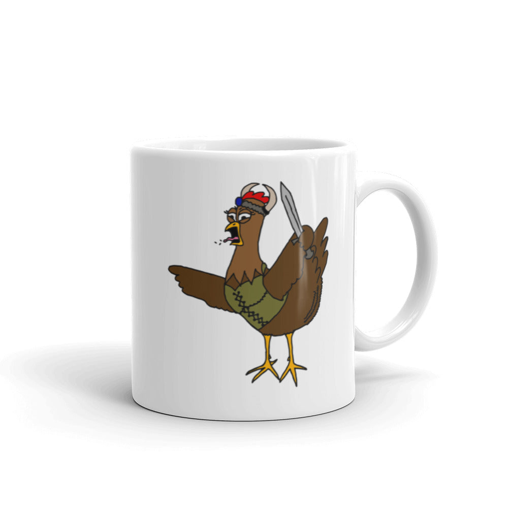 Double-Sided VikHen Ingrid Mug